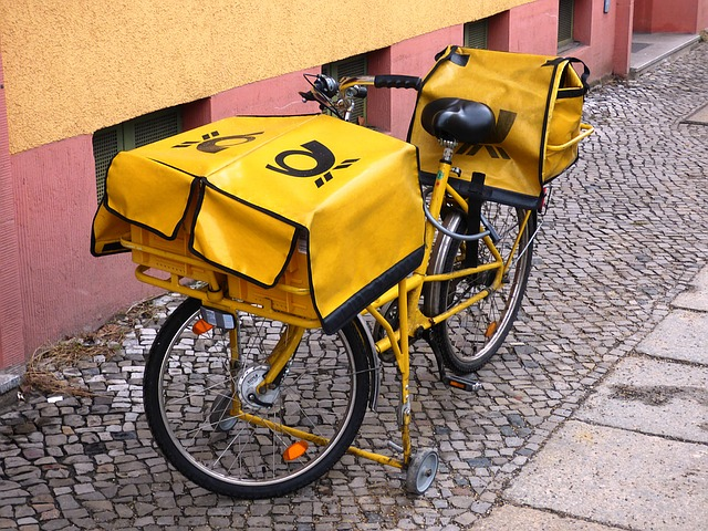 Postbote, Briefträger