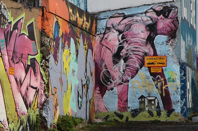 rosa Elefant, pink elephant
